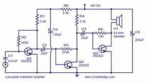 Transistor Amplifier Circuits