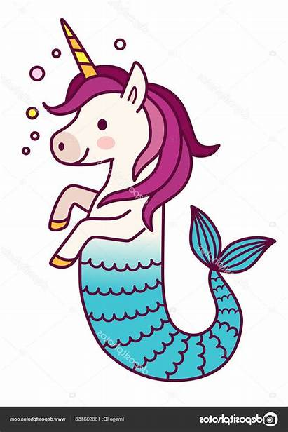 Mermaid Simple Drawing Unique Unicorn Clipart Library
