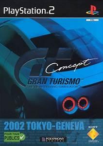 Gran Turismo Jeux : gran turismo concept 2002 tokyo geneva ps2 jeux occasion pas cher gamecash ~ Medecine-chirurgie-esthetiques.com Avis de Voitures