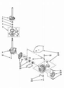 Crosley Residential Washer Parts