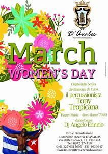 Ristorante Pizzeria D'Avalos 8 Marzo 2016 Women's Day al D'Avalos