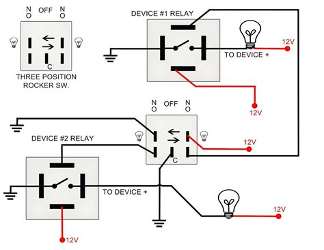Off Toggle Switch Wiring Diagram Free