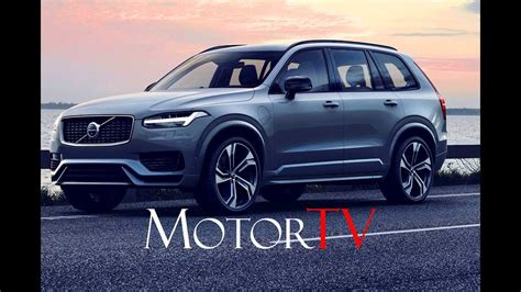 Volvo Xc90 Facelift 2020 by 2020 Volvo Xc90 Facelift Breaks Cover With Kers System L