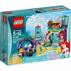 Lego Ariel And The Magical Spell Set 41145  Brick Owl  Lego Marketplace