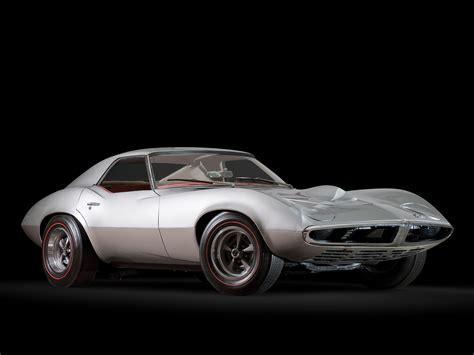 Pontiac Car : Pontiac Banshee Concept Car (1964)