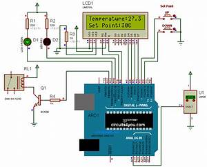 Arduino Temperature Controller