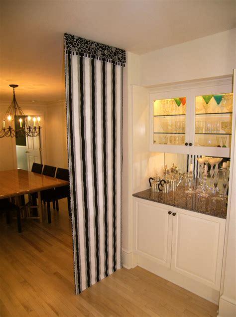 Thomasville Dining Room, Divider Idea Room Half Wall Room