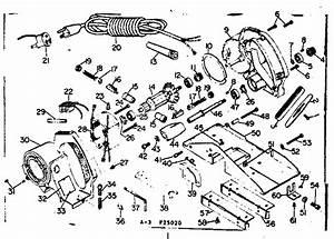 Craftsman Craftsman Power Plane Parts