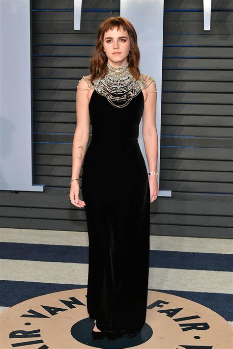 Celebrities Looked Extra Stunning Vanity Fair Oscar