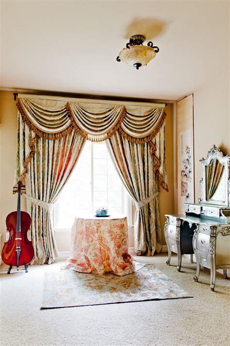 Swag Valances Window Treatments by Emerald Bouquet Swag Valances Curtain Drapes