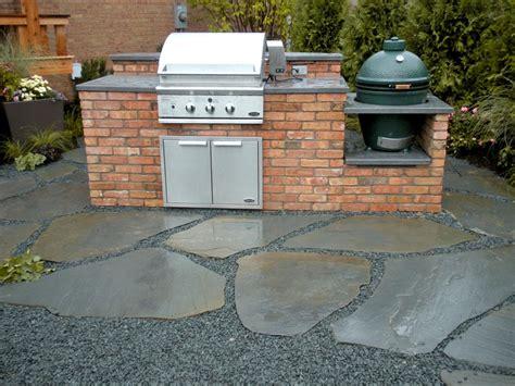 how to design an outdoor kitchen cool diy backyard brick barbecue ideas fall home decor 8626