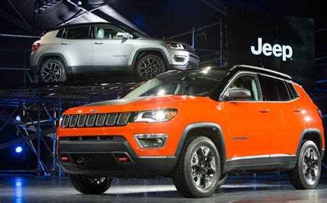 Jeep And Fiat by Fiat To Unveil Made In India Jeep Compass In India On