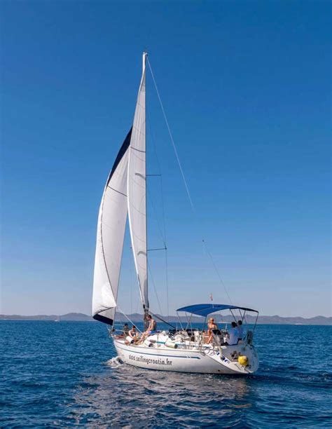 Sail Boat Tours by Half Day Sailing Morning Departures Zadar Tours And