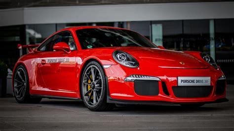 Porsche Drive Supercar 4k Wallpaper