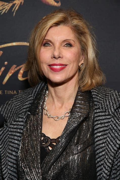 Christine Baranski on Overcoming the Loss of Husband, 'All My Children' Star ...