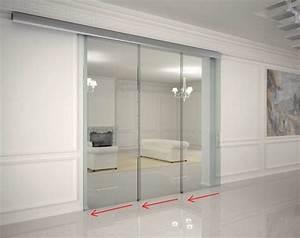 Schiebetüren Aus Glas : schiebet r glas in der wand laufend ~ Sanjose-hotels-ca.com Haus und Dekorationen