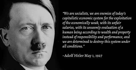 Then They Call Saying Everything Is Legal myth busted actually, yes, hitler was a socialist liberal