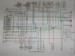Peugeot Vivacity 100 Wiring Diagram