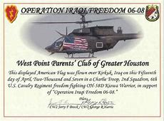Gifts for Troops Testimonials