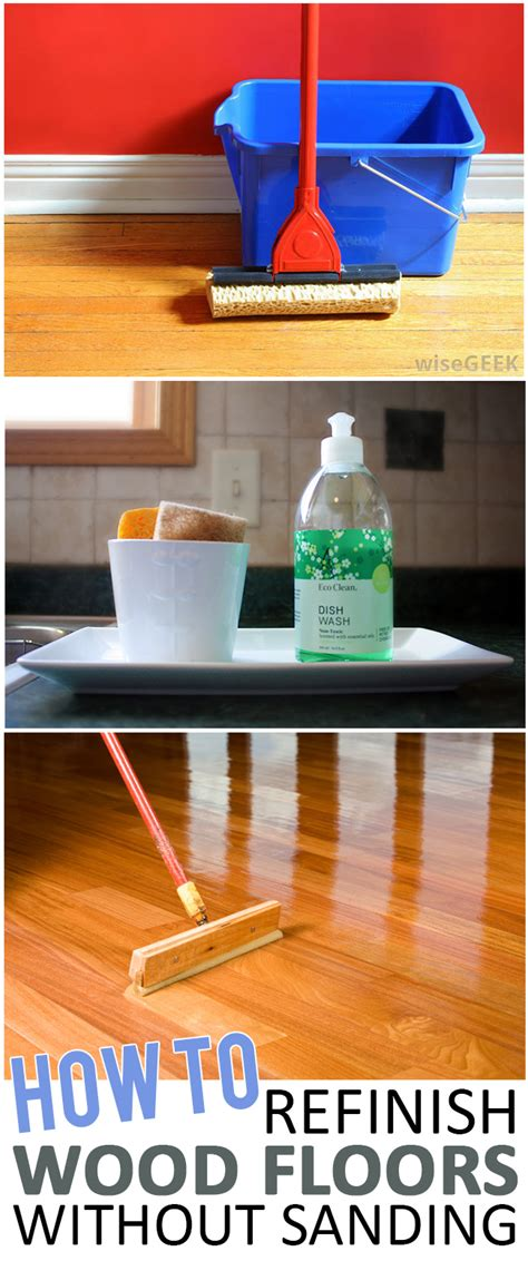 restain wood floors without sanding how to refinish your wood floor without sanding