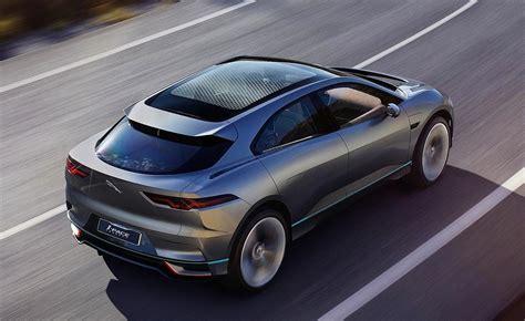 age si鑒e auto jaguar i pace suv elettrico con 400 cv e 500 km di autonomia
