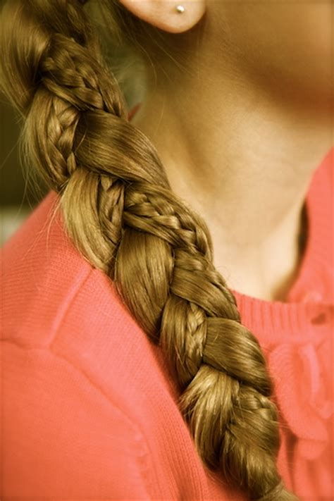 Cool Hairstyles With Braids by Simple Braid With Micro Braid Accents Braided Hairstyles