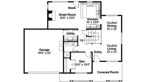 layout for small bedroom traditional style house plan 4 beds 3 baths 1802 sq ft 15784 | w600