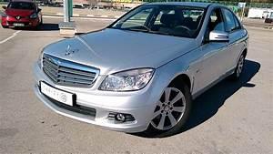 Mercedes Classe C 2009 : mercedes classe c d 39 occasion 200 cdi 135 classic france carizy ~ Melissatoandfro.com Idées de Décoration