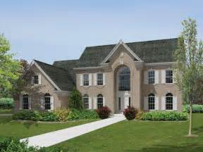 house plans colonial linden heights colonial house plan alp 09hp chatham design house plans