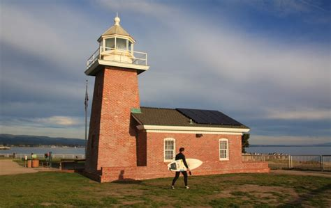 Santa Cruz Lighthouse And Surfing Museum, Santa Cruz, Ca