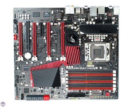 Asus Rampage Iii Extreme Motherboard Review  Bittechnet