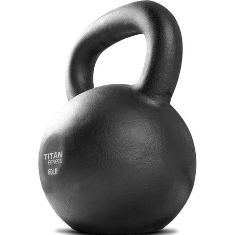 kettlebell lb weight titan workout fitness iron cast swing solid natural walmart kettlebells