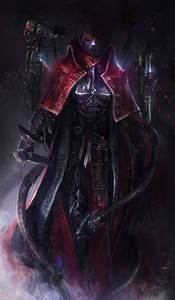 Tech Priest Inquisitor by theDURRRRIAN on DeviantArt