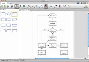 Clickcharts Mac Flowchart Software  Mac