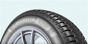 Pneu Michelin Hiver : nouveau pneu michelin alpin 6 pour l hiver ~ Medecine-chirurgie-esthetiques.com Avis de Voitures