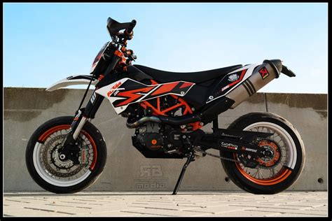 ktm 690 smc r custom rb media derestricted