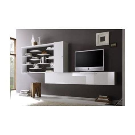 decoration meuble salon design pas cher meuble tv hifi