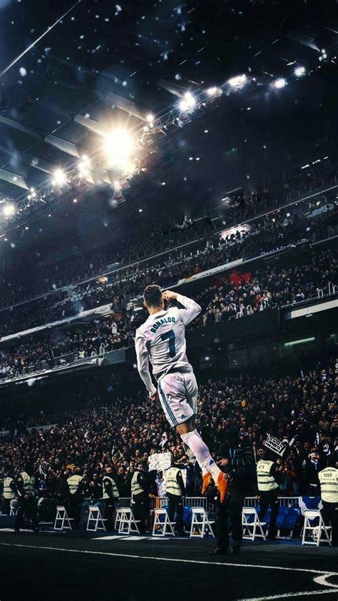 cristiano ronaldo football goal celebration iphone