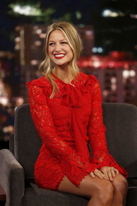 hot pictures  melissa benoist aka supergirl