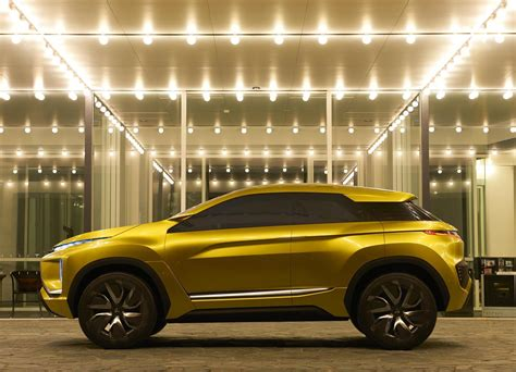 mitsubishi  concept news  information research