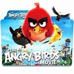 Folder Icon Angry Birds Bird Icons Film