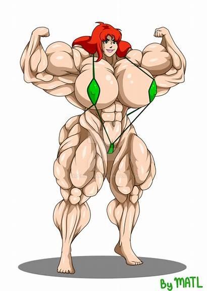 Matl Cheryl Archie Arm Deviantart Muscles Drawing