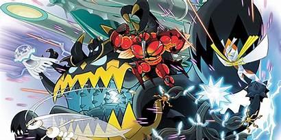Pokemon Ultra Beasts Dangerous Moon Sun