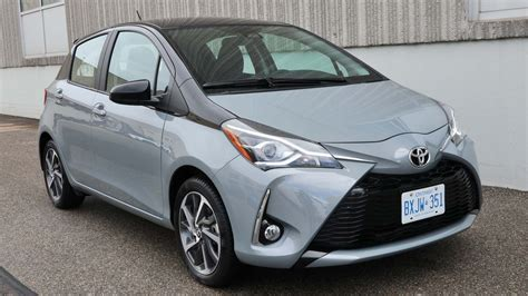 Toyota Yaris 2019 by 2019 Toyota Yaris Hatchback Review