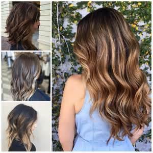 2017 Hair Color Balayage