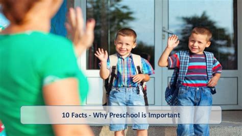 10 facts why preschool is important 852   10 facts why preschool is important 1 638