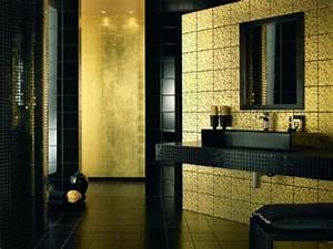 Rose Gold Wandfarbe : einrichten mit farben goldene wandfarbe und m bel f r luxus ~ Frokenaadalensverden.com Haus und Dekorationen