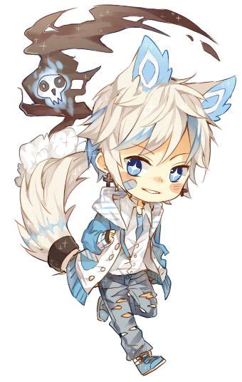 cute anime chibis   fun