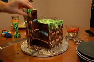 Minecraft Cube Cake Gaming Now