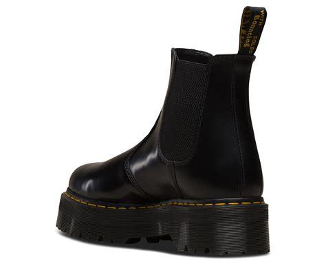 quad ankle boots dr martens official site